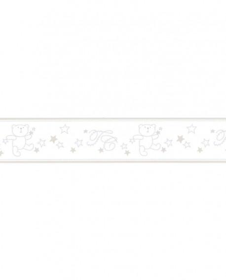 Frise Lutèce Tartine & Chocolat Oursons et étoiles 12091809