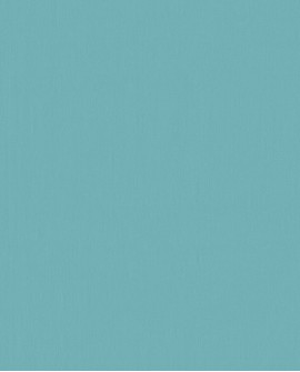Papier peint enfant collection Lalala Uni turquoise LAL803