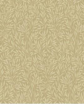 Papier peint floral Arts & Crafts Casadeco Willow Beige ARCR86351210