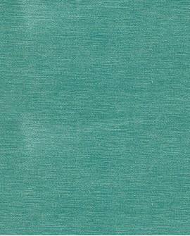 Tissu velours Thevenon Douceur vert tropical