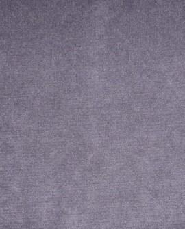 Tissu Thevenon velours Douceur Mauve