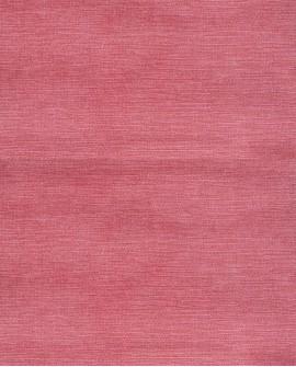 Tissu Thevenon velours Douceur Rose