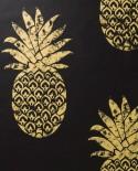 Papier peint Clarke & Clarke Colony Tobago Ebony W0086/01