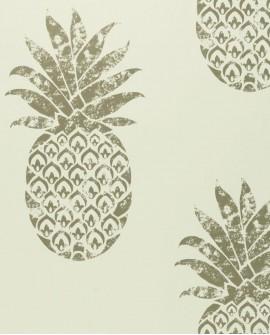 Papier peint Clarke & Clarke Tobago Gilver W0086/02