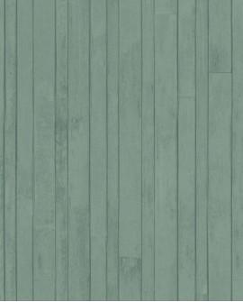 Papier peint Rasch Greenhouse Planches vintage vert 128840