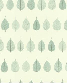 Papier peint Rasch Greenhouse Feuillage vert menthe 128848