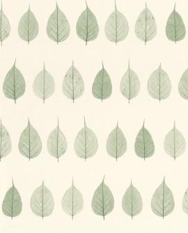 Papier peint Rasch Greenhouse Feuillage vert 128847