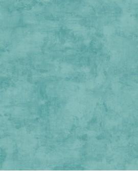 Papier peint Esta Home Greenhouse Aspect béton vert turquoise 138908