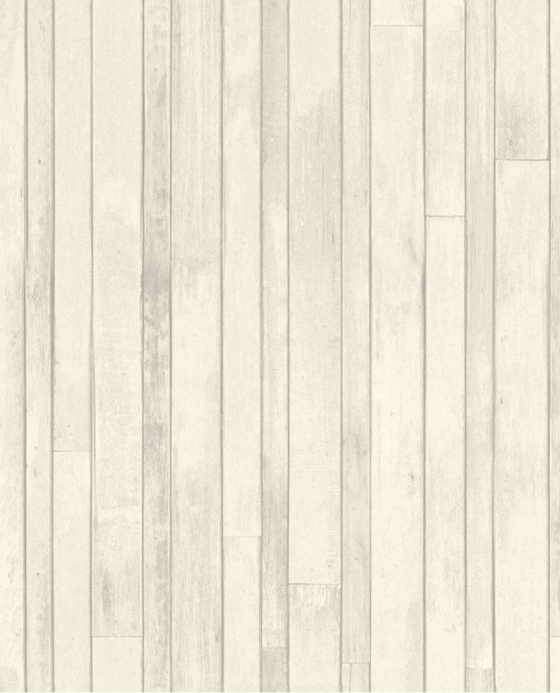 papier peint intiss cologique planches gris greenhouse 128836. Black Bedroom Furniture Sets. Home Design Ideas