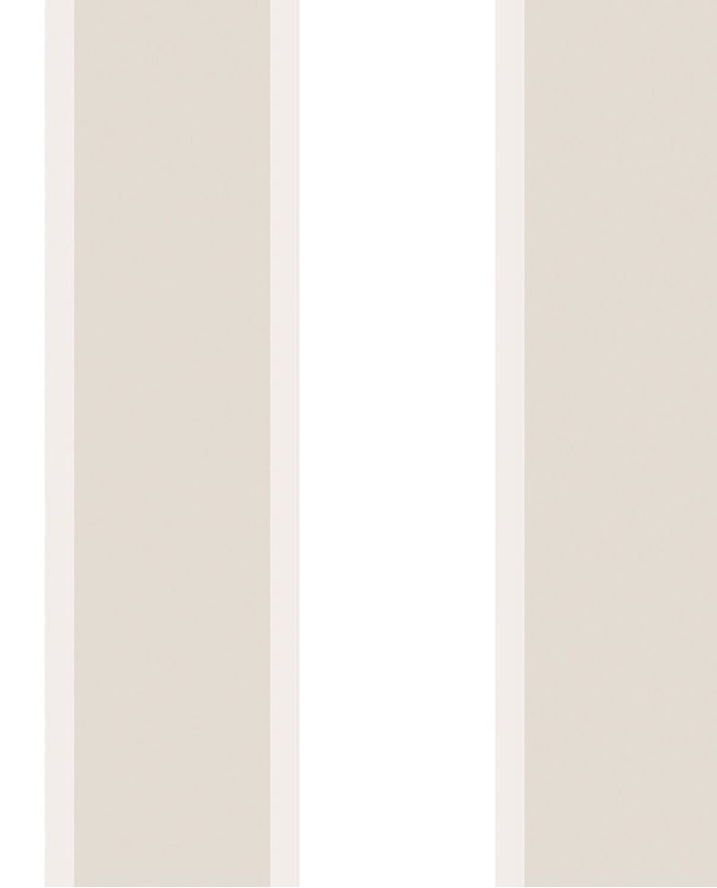 papier peint lut ce jeux de rayures 2 rayure beige et blanc g67553. Black Bedroom Furniture Sets. Home Design Ideas