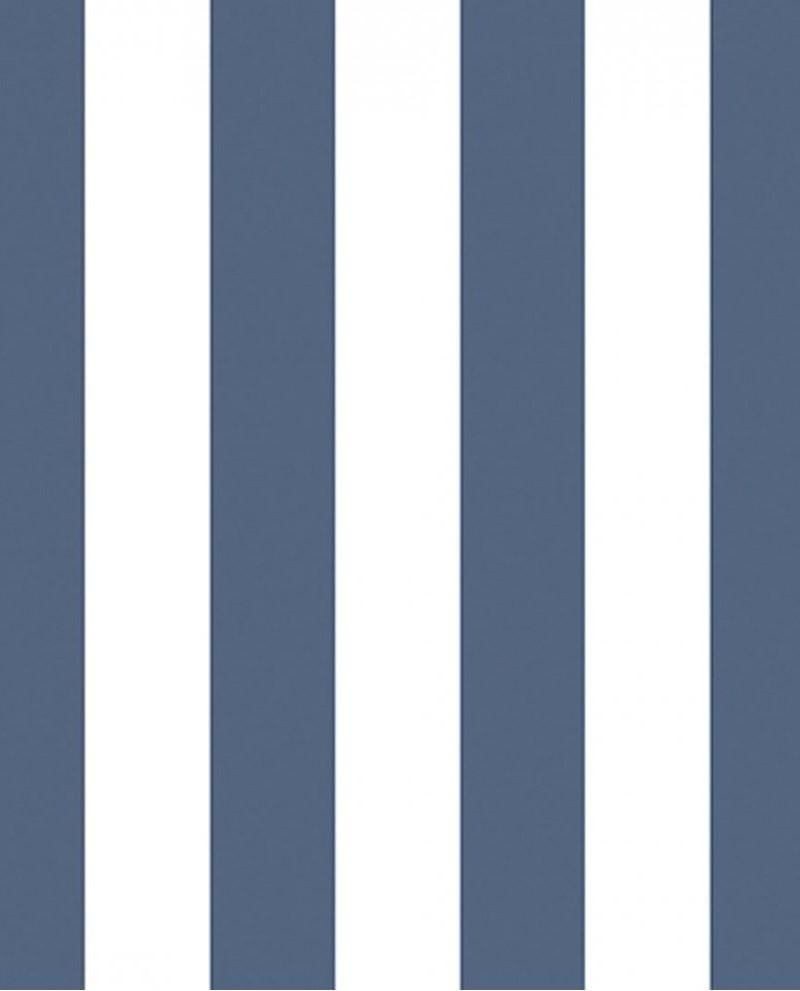 papier peint lut ce jeux de rayures 2 rayure bleu g67522. Black Bedroom Furniture Sets. Home Design Ideas
