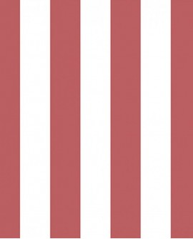 Papier peint Lutèce Jeux de Rayures 2 Rayure Rouge G67525