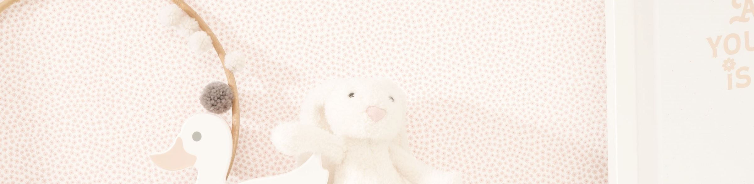 Nouvelle collection Rose&Nino de Casadeco pour enfants et bébés est disponible !